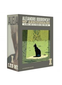 Jodorowsky 90 ans - Coffret V1 - Les Humanoïdes Associés