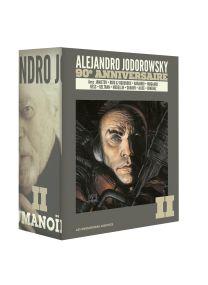 Jodorowsky 90 ans - Coffret V2 - Les Humanoïdes Associés
