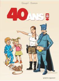 40 ans en BD - Glénat