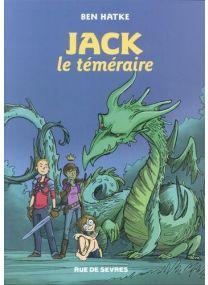 Jack le téméraire ; COFFRET T.1 ET T.2 - Rue De Sèvres