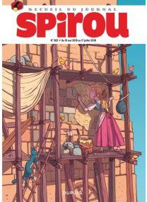 Recueil Spirou : TOME362 - Dupuis
