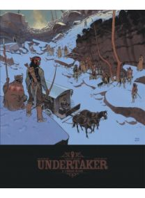 Undertaker Tome 5 - Dargaud