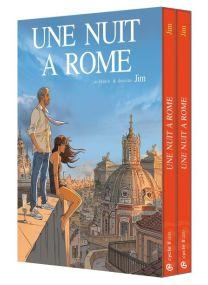 Une nuit à Rome - Coffret 2 Volumes,' Tome 1 et Tome ', 2ème cycle - Bamboo