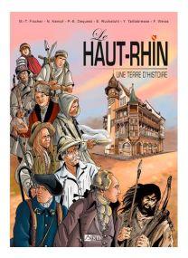 Le Haut-Rhin une terre d'histoire -