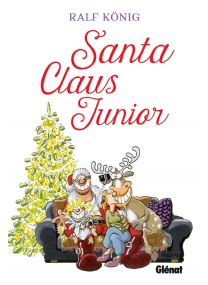 Santa Claus Junior - Glénat