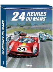 24 Heures du Mans - Coffret - Glénat