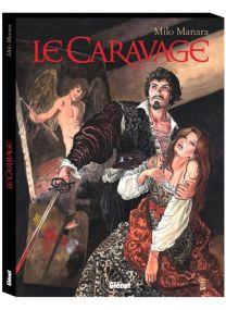 Le Caravage - Coffret tomes 1 et 2 - Glénat