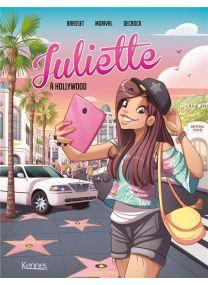 Juliette En Bd - Juliette A Hollywood Bd T04 - Kennes Editions