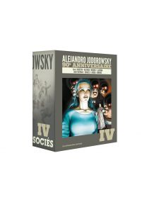 Jodorowsky 90 ans - Coffret V4 - Les Humanoïdes Associés