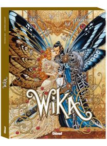 Wika - Coffret Tomes 01 à 03 - Glénat