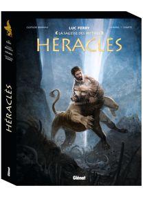 Héraclès - Coffret Tomes 01 à 03 - Glénat