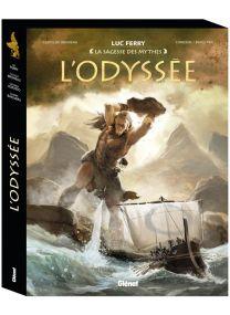 L'Odyssée - Coffret Tomes 01 à 04 - Glénat