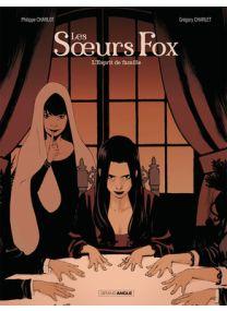 Soeurs fox (les) - Tome 2 - Grand Angle