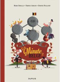 La Minute belge : TOME2 - Dupuis