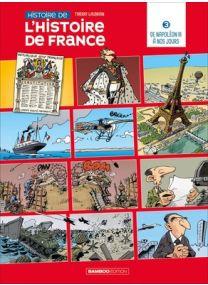 Histoire de l'histoire de france - Tome 3 - Bamboo