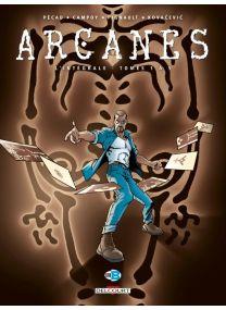 Arcanes - Intégrale T1 à 5 - Delcourt