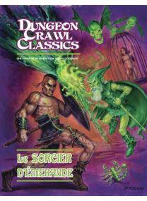 Dungeon Crawl Classics - Le Sorcier d'émeraude -