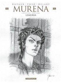 Murena - Lemuria (version crayonnée) - Dargaud