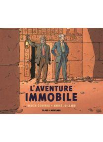 Blake & Mortimer - L'Aventure immobile - Réédition -