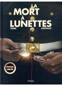La Mort à lunettes, édition limitée - Kennes Editions