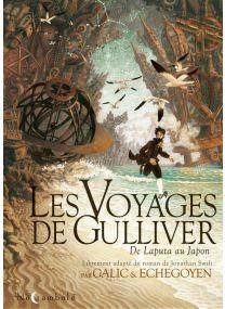 Les Voyages de Gulliver - De Laputa au Japon - Soleil