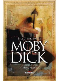 Moby Dick - Delcourt