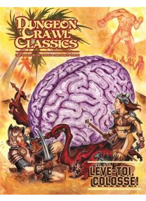 Dungeon Crawl Classics - Lève-toi, colosse! -