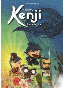 Alix et Arsénou - Coffret, Tomes 1 à 4 - Kenji le ninja T1 GF - Clair de lune