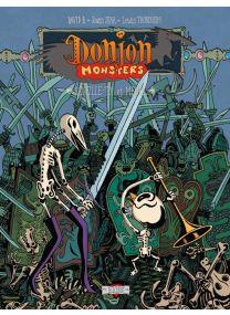 Donjon Monsters T13 - Réveille-toi et meurs - Delcourt