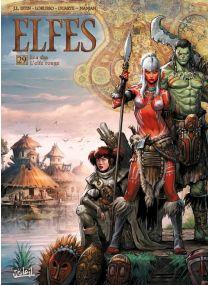 """Elfes T29 - Leah'saa lelfe rouge"""" - Soleil"""