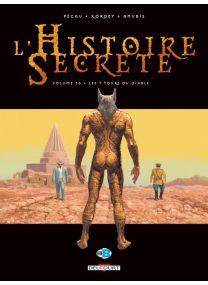 L'Histoire secrète - Les 7 tours - Delcourt