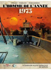 L'homme de l'année - 1975 - Delcourt