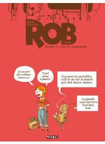 Rob - Fin de programme - Delcourt