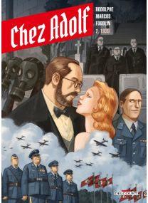 Chez Adolf T02 - 1939.0 - Delcourt