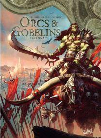 Orcs et Gobelins - Kronan - Soleil