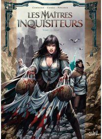 Les Maîtres inquisiteurs - Lilo - Soleil