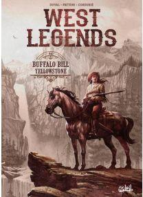 West Legends T04 - Buffalo Bill - Yellowstone - Soleil