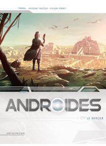 Androïdes T09 - Le Berger - Soleil