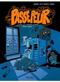 Passepeur BD - Rue de la Trouille - Kennes Editions
