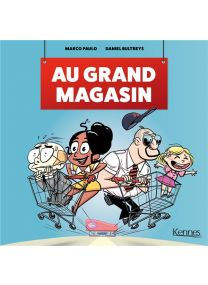 Au grand magasin - Kennes Editions