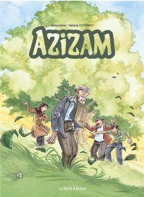 Azizam - La Boîte à bulles