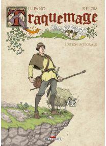 Traquemage - L'intégrale - Delcourt