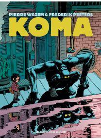Koma - Intégrale - Les Humanoïdes Associés