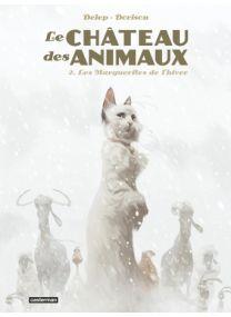 Le Château des animaux : Tome 2 - Les Marguerites de l'hiver - Casterman