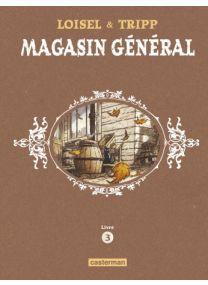 Magasin Général : Tome 3 - Charleston - Les femmes - Notre-Dame-des-Lacs - Casterman