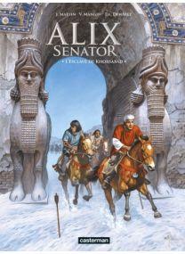 Alix Senator : Tome 11 - L'Esclave de Khorsabad - Casterman