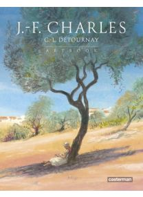 Jean-François Charles Artbook - Casterman