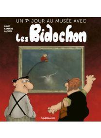 Au musée avec les Bidochon - Dargaud