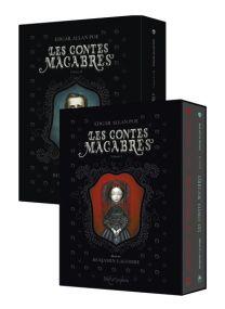 Les contes macabres - Coffret Tome 1 à Tome 2 - Les Contes Macabres - Soleil