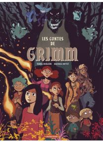 Les Contes de Grimm - Casterman